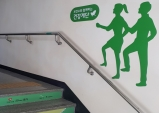 달성군보건소, 건강 계단조성으로 주민건강 UP!