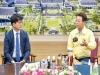 경북도지사, 국방부차관과 통합신공항 이전부지 논의