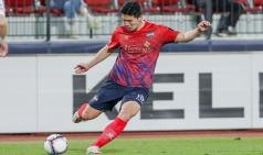 김천 상무 이근호 선수, 시즌 첫 골…리그 1위 만들겠다.