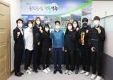 성주군, 여자태권도 선수단…올해 첫 전국대회 금메달