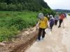 성주군 이웃사촌복지센터, 아름다운 산책로 만들기