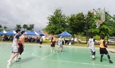 통일 염원 2021 구미배 전국 3on3 농구대회