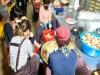 칠곡군, 한국생활개선 칠곡군연합회, 재가어르신 복숭아넥타 기부