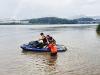 구미소방서, 산호대교 낙동강 수난사고 인명구조