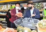 대구경북 1호 상생장터 개장…농산물 판매 활성화 기대