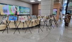 김천시, 2021 남성육아 사진 공모 전시회